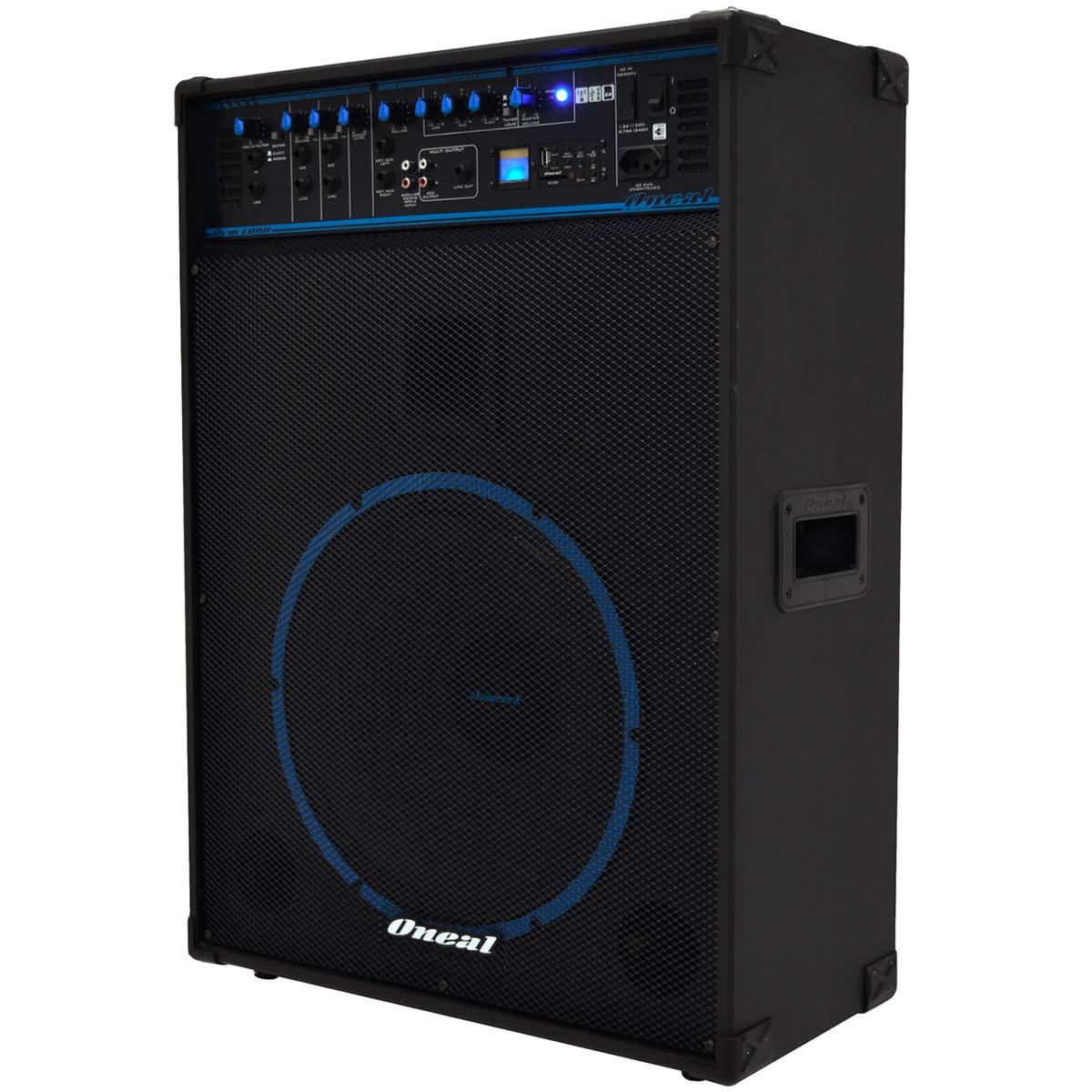 OCM1090 - Cubo Multiuso Ativo 150W c/ USB OCM 1090 - Oneal