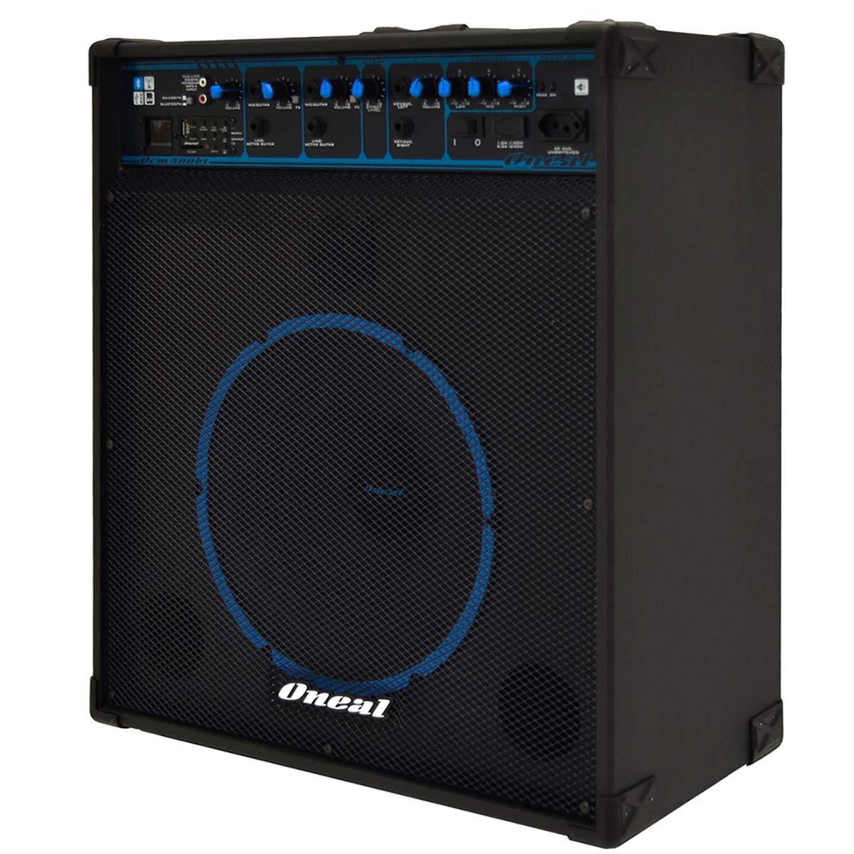 OCM590BT - Cubo Multiuso Ativo 80W c/ Bluetooth e USB OCM 590 BT - Oneal