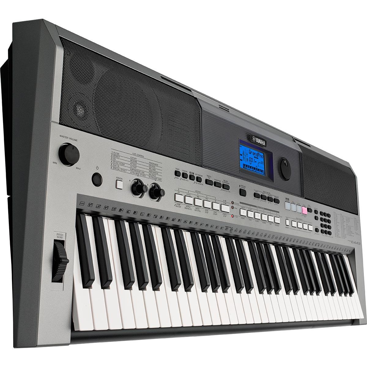 PSRE443 - Teclado 61 Teclas PSR E443 - Yamaha