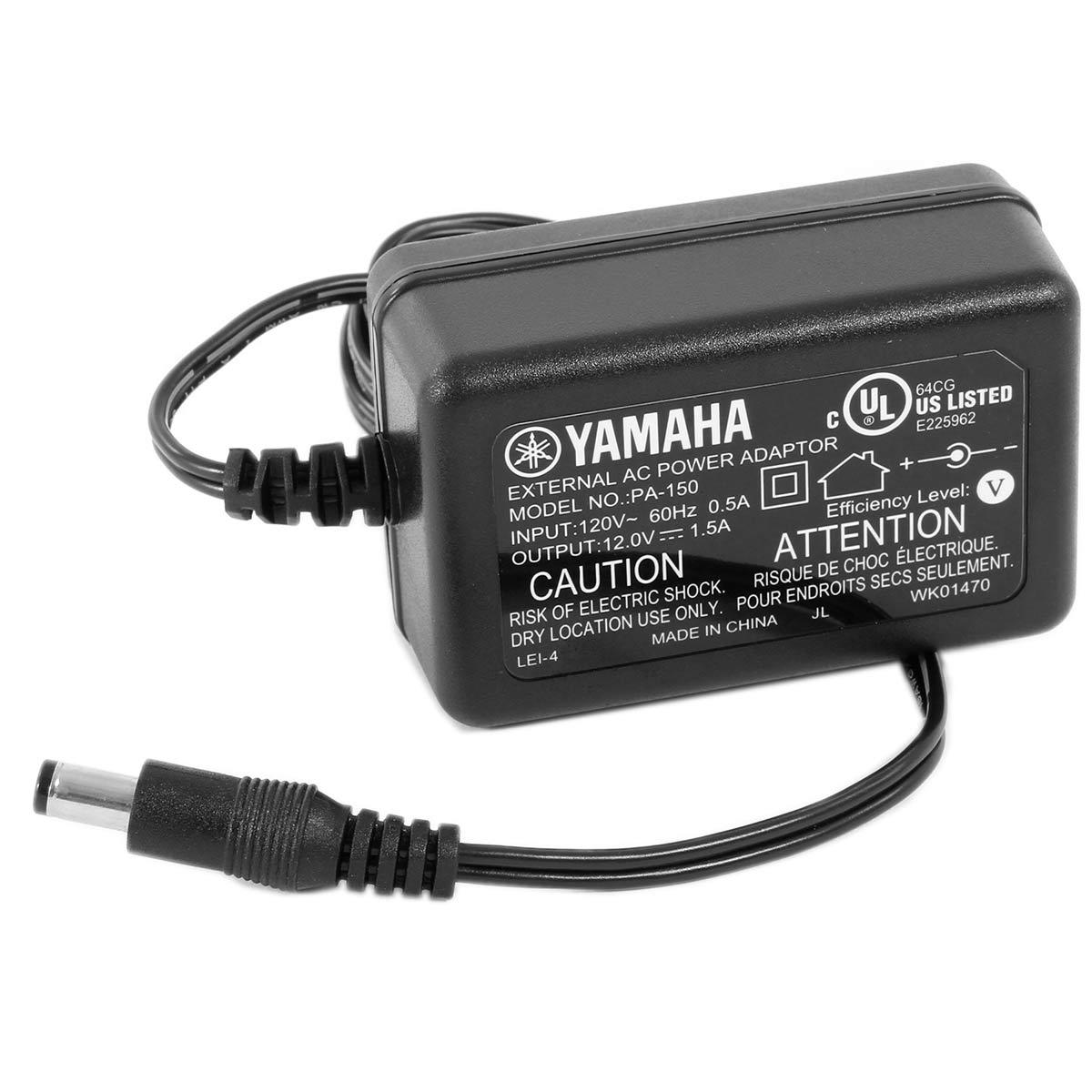 Fonte de Alimentação 12V p/ Teclados - PA 150 Yamaha