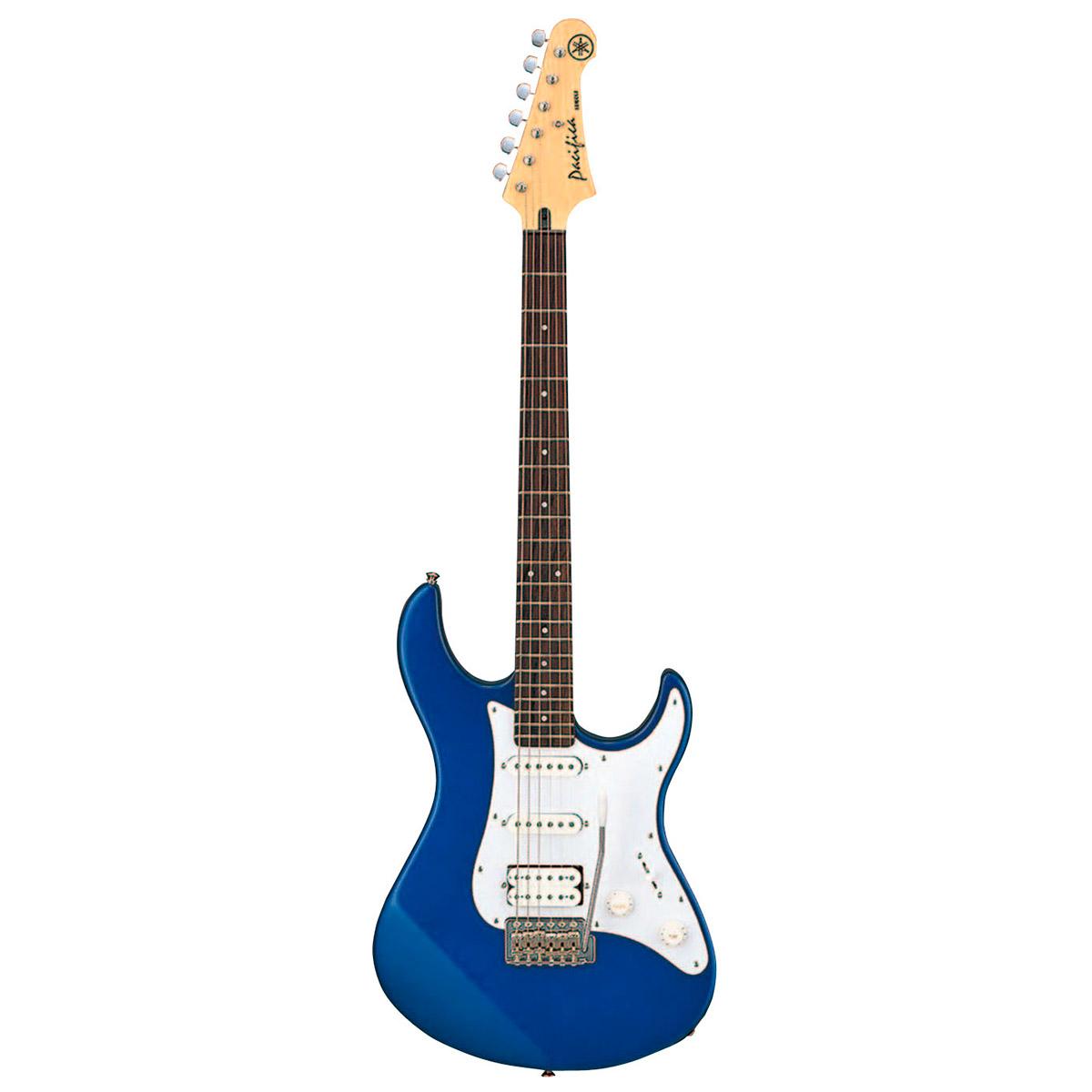 Guitarra Strato Pacífica 012 Azul - Yamaha