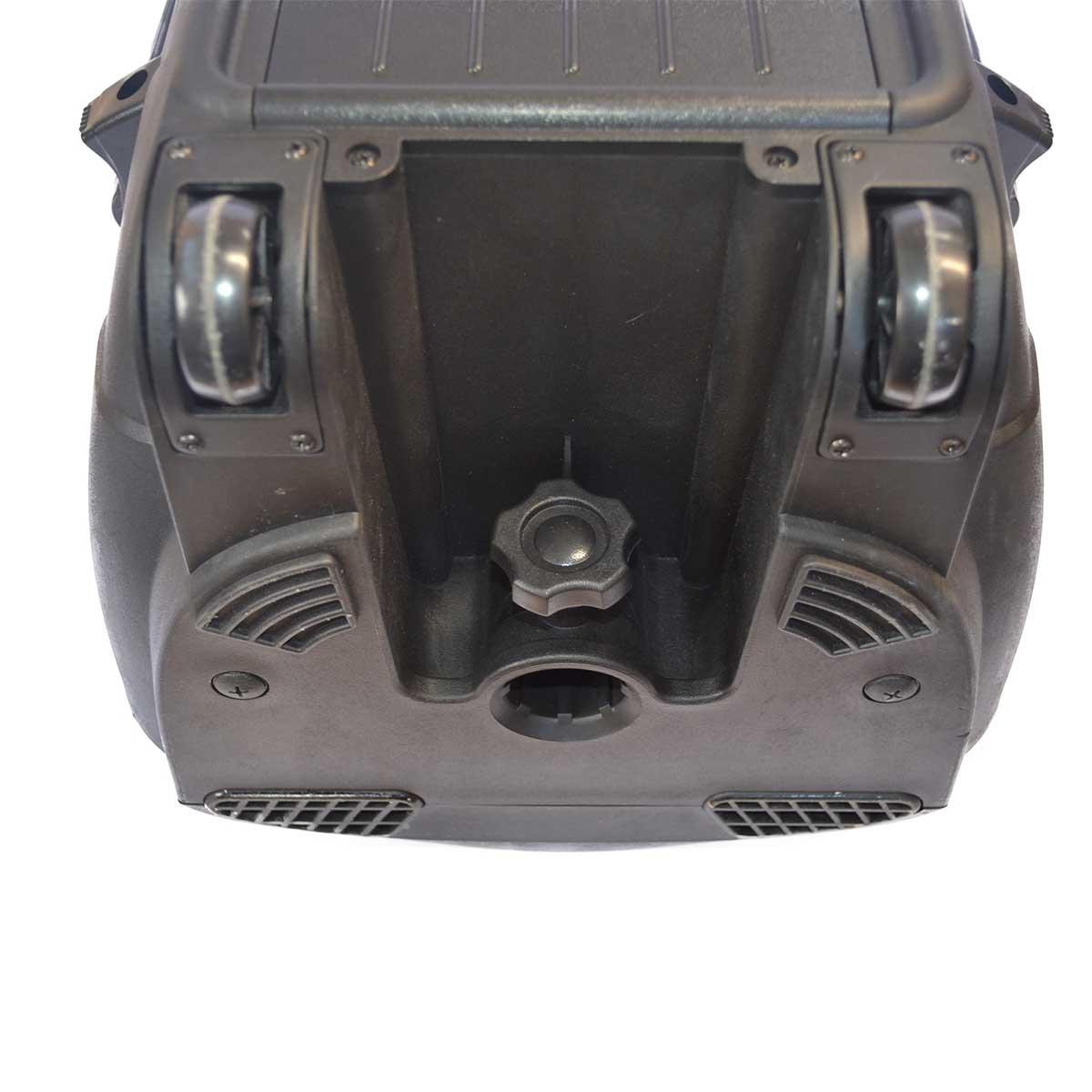 LT1512V - Caixa Portátil c/ Bateria, Bluetooth e USB 200W LT 15 12V - Leacs