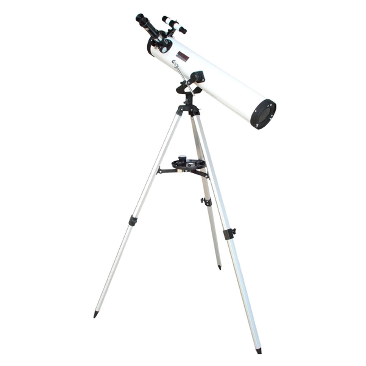 F70076TX - Telescópio 76mm c/ Tripé F700 76TX - CSR