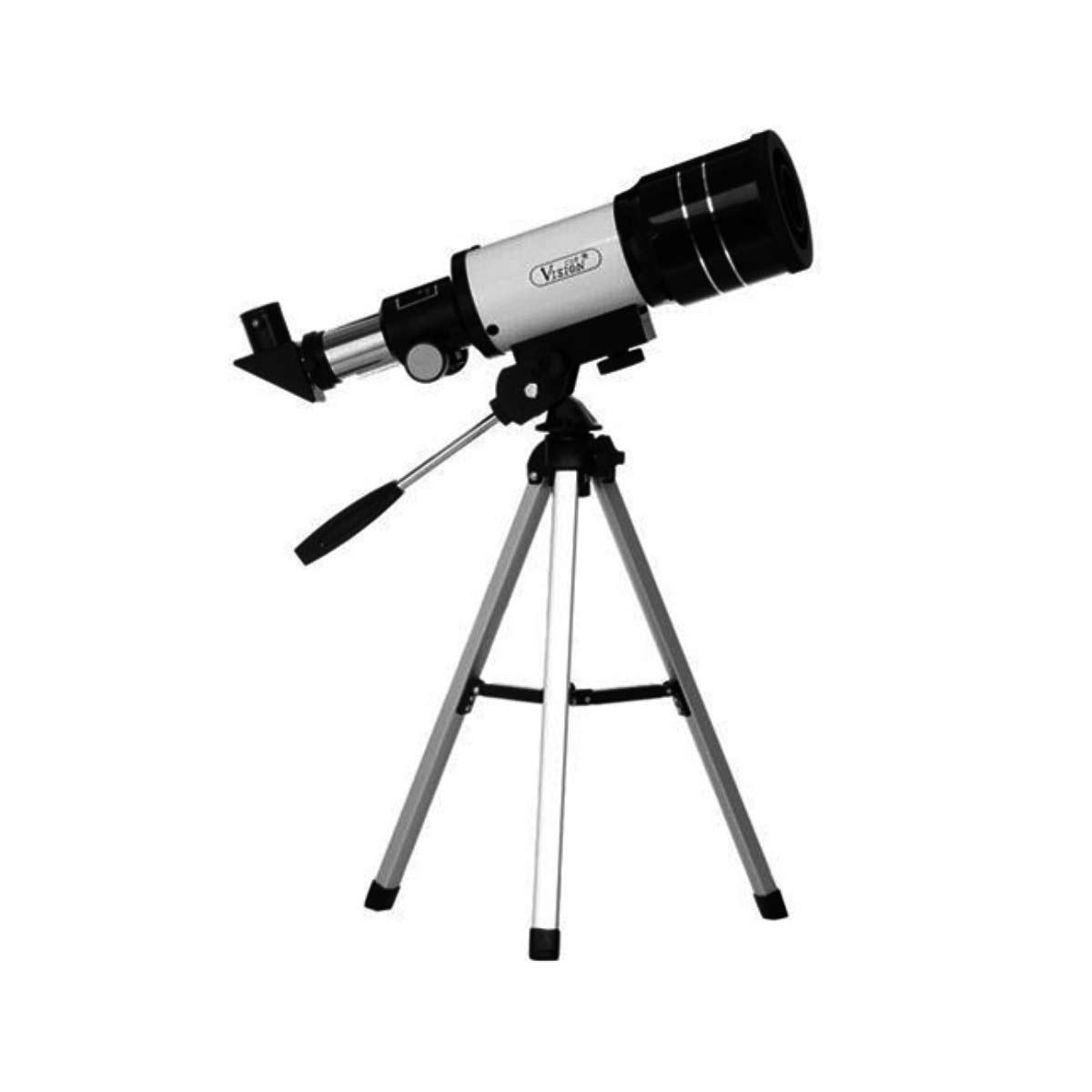 F30070M - Telesc�pio 70mm c/ Trip� F300 70M - CSR