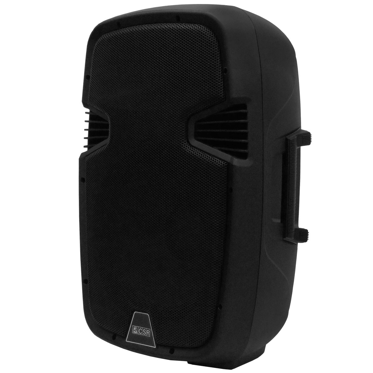 5512USB - Caixa Ativa 200W c/ Bluetooth e USB CSR 5512 USB - CSR