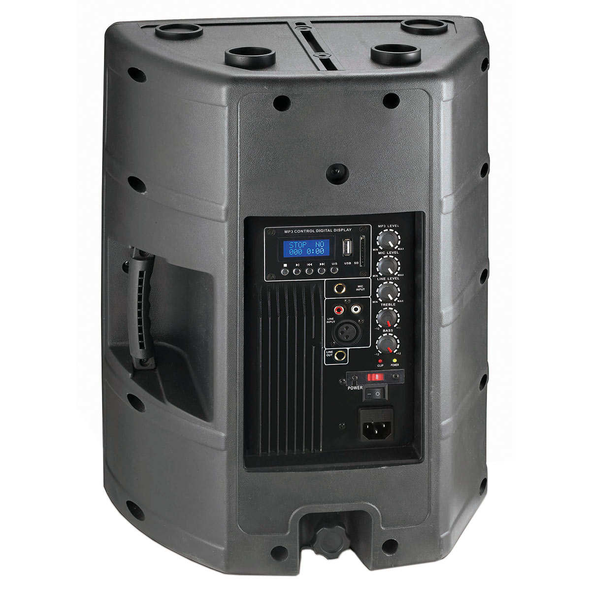 EVO250AUSB - Caixa Ativa 250W c/ USB EVO 250 A USB - Novik Neo
