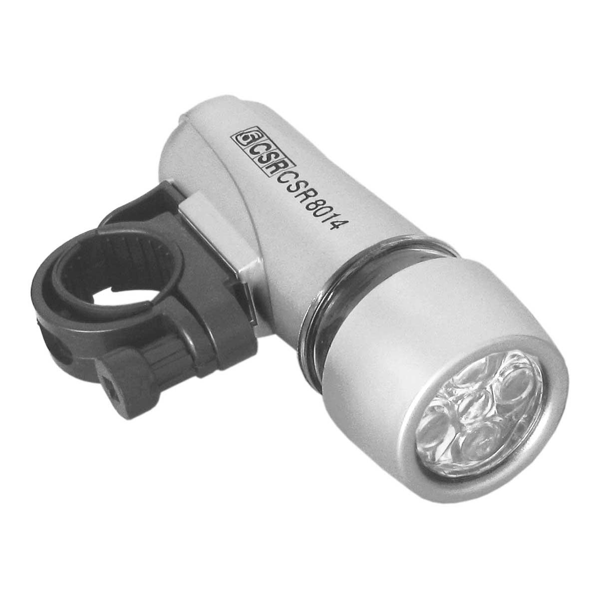 HX8014 - Kit de Lanternas para Bicicleta 5 LEDs HX 8014 - CSR