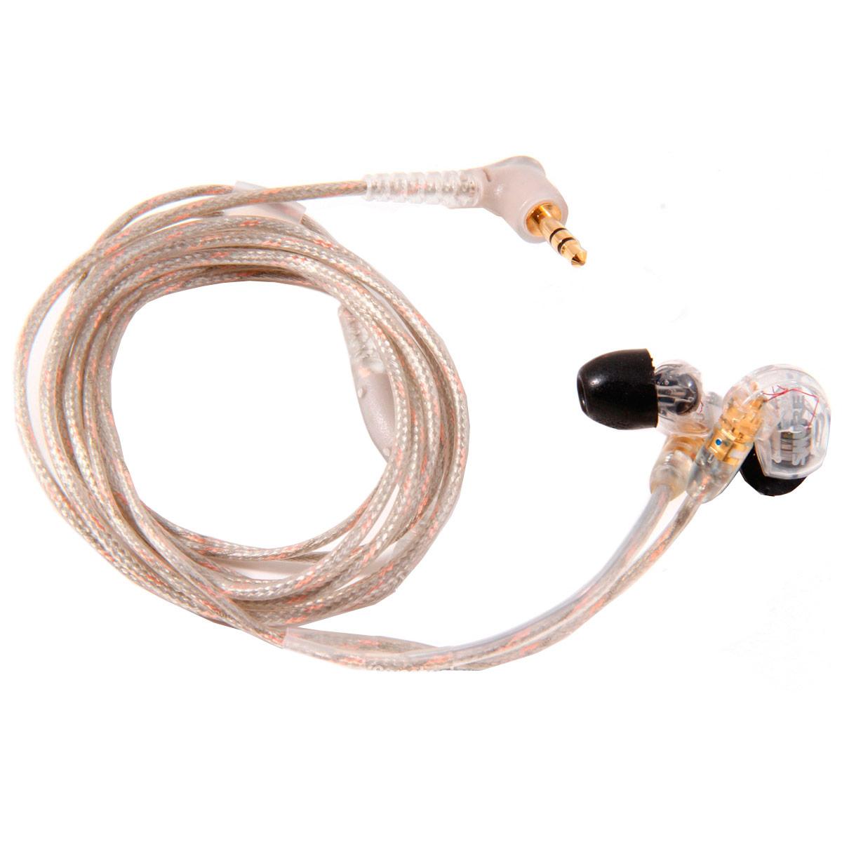 SE215CL - Fone de Ouvido In-ear SE 215 CL - Shure