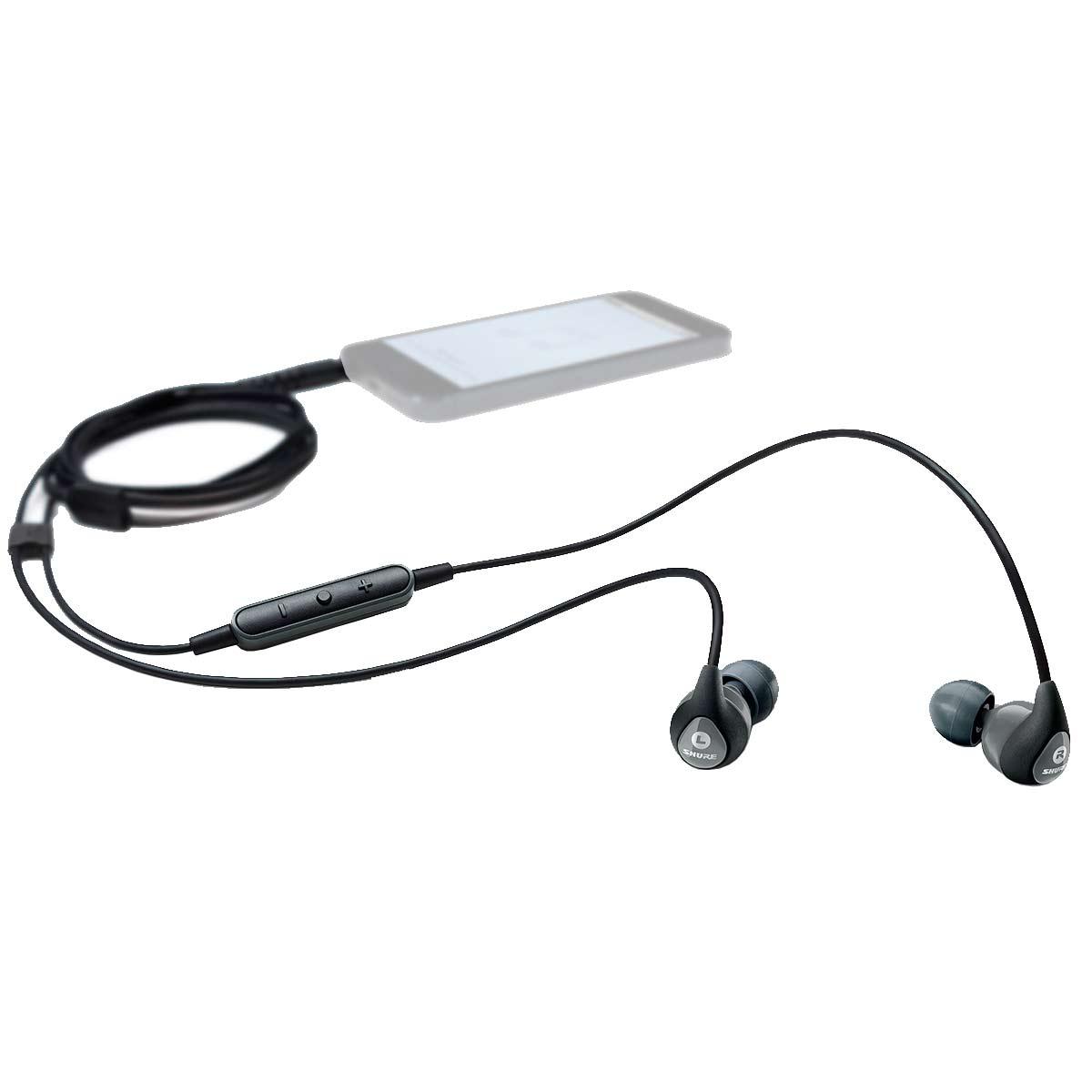 SE112M+ - Fone de Ouvido In-ear SE 112 M+ - Shure