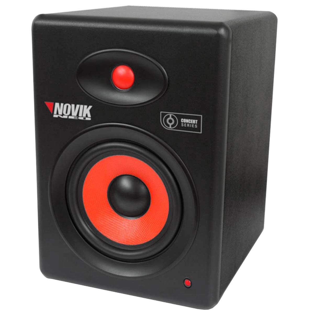 Concert6 - Monitor de Referência 100W Concert 6 - Novik Neo