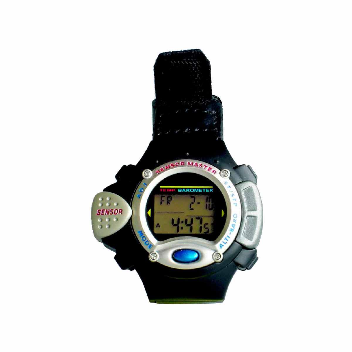 SMW35 - Relógio Digital com Altímetro e Barômetro Sensormaster SMW 35 - CSR