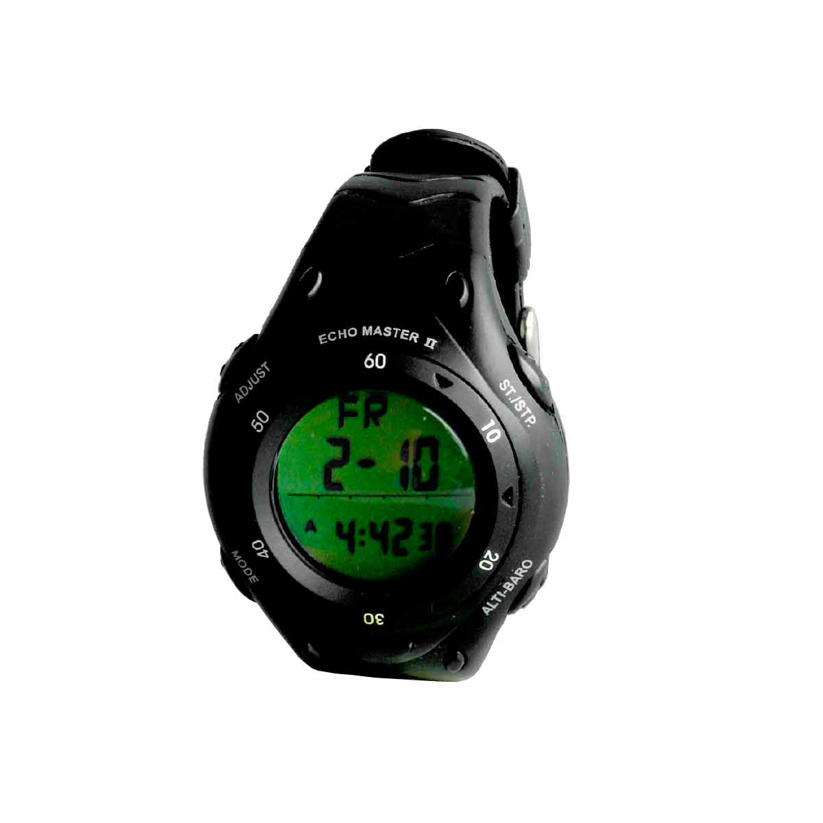 Relógio Digital com Altímetro e Barômetro Echomaster II EMIIW 18 - CSR