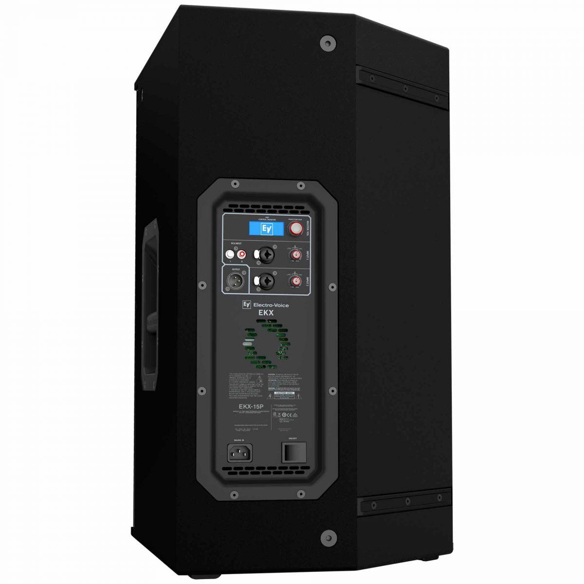 Caixa Ativa Fal 15 Pol 1500W - EKX 15P US Electro-Voice