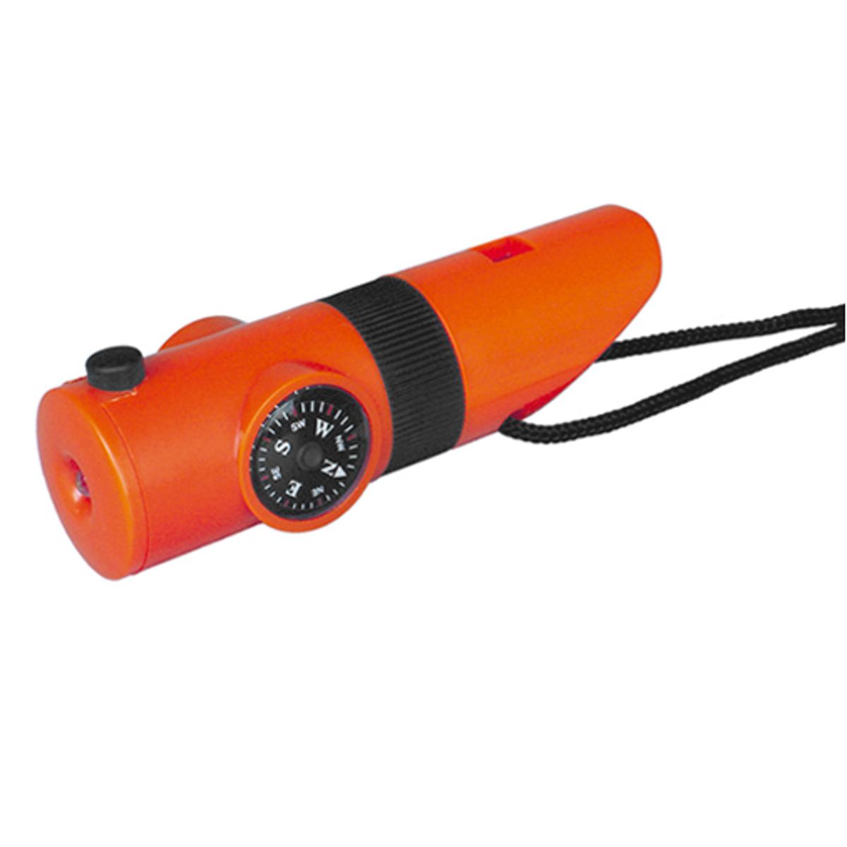 H7B - B�ssola Anal�gica com Apito, Lanterna e Term�metro H 7B - CSR