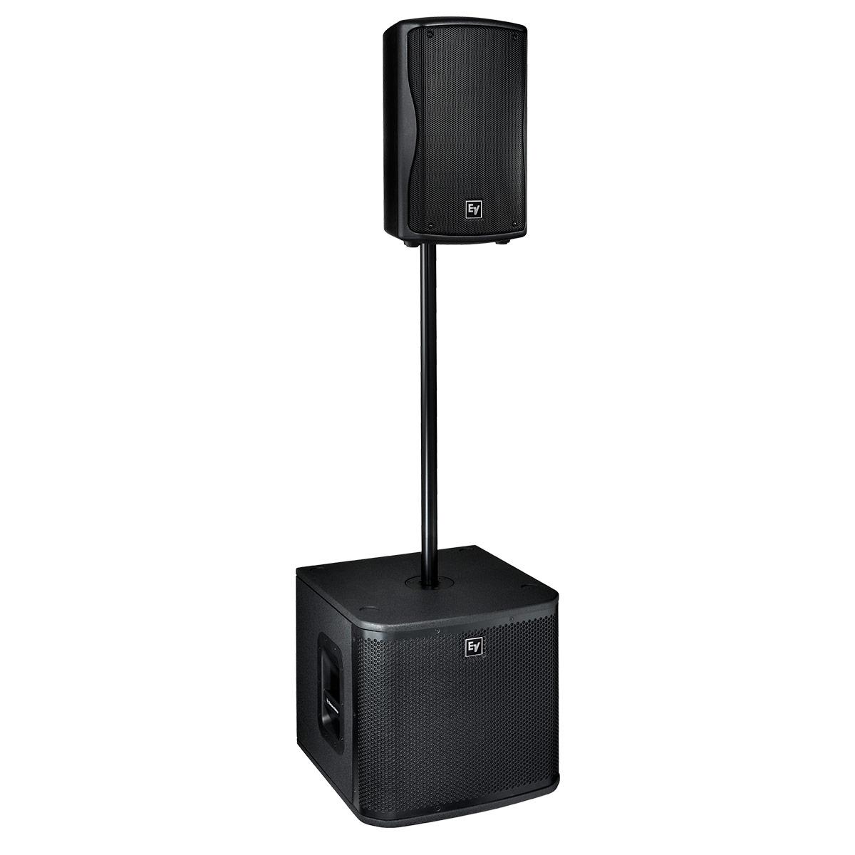 Caixa Ativa Fal 8 Pol 800W - Zx A1 Electro-Voice