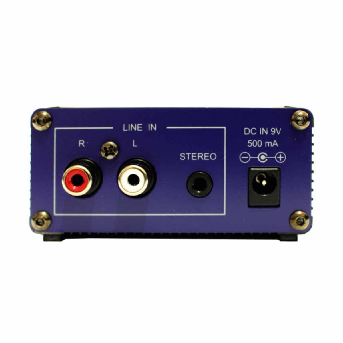 Amplificador p/ Fone de Ouvido 2 Canais - HA 02 YOGA