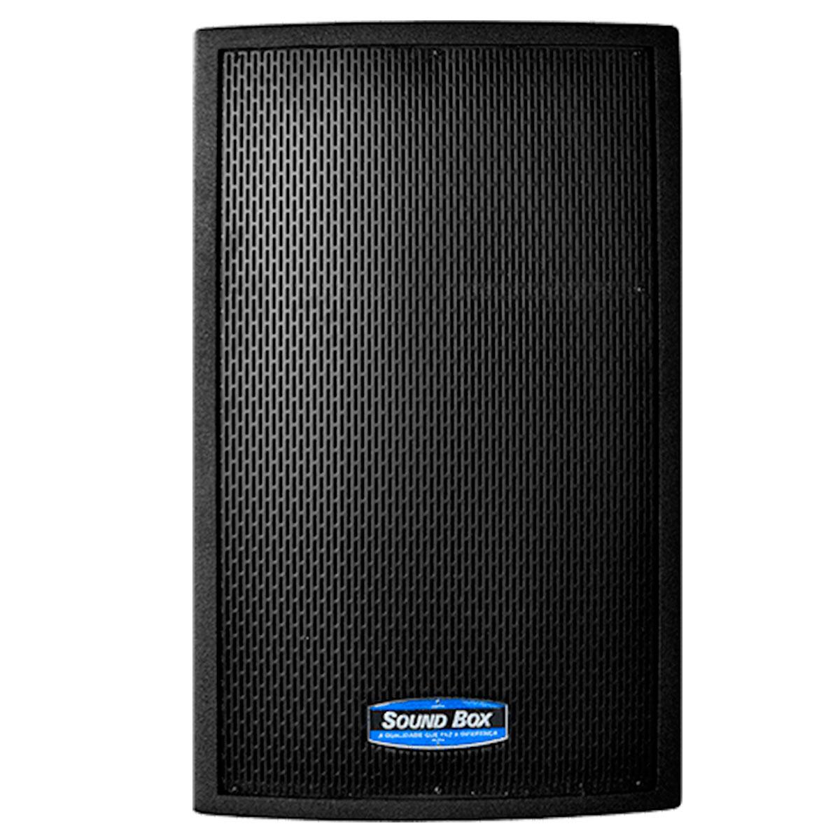 Caixa Ativa Fal 15 Pol 600W PA / Monitor / FLY - Impact 15 SoundBox
