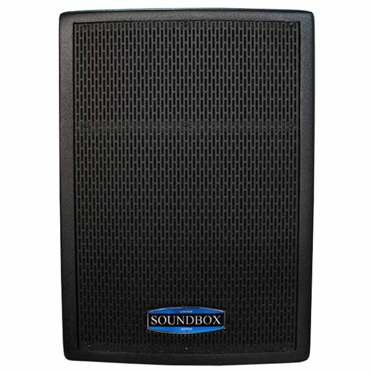 MS12 - Caixa Ativa 500W MS 12 Preta - SoundBox
