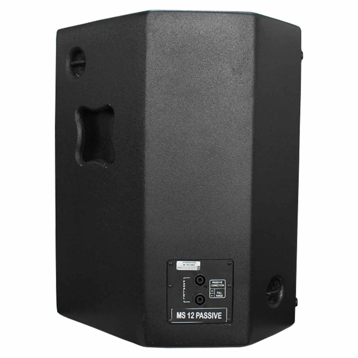 Caixa Passiva Fal 12 Pol 250W PA / Monitor - MS 12 SoundBox
