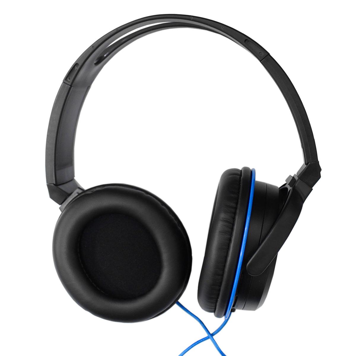 CD680S - Fone de Ouvido Over-ear CD 680 S Azul - Yoga