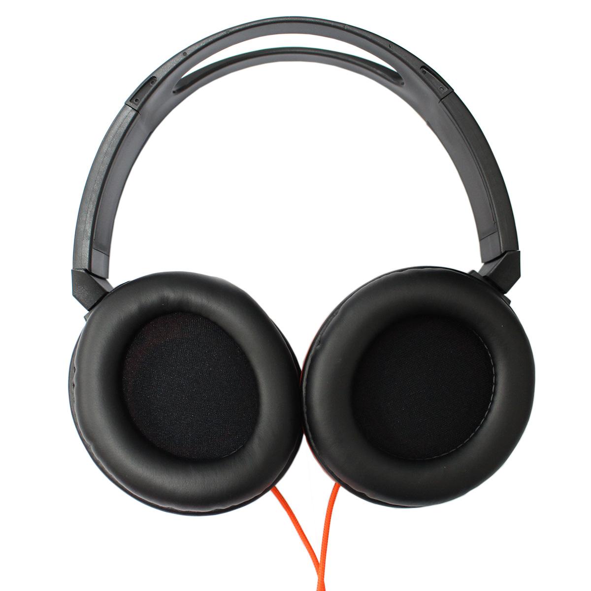 CD680S - Fone de Ouvido Over-ear CD 680 S Laranja - Yoga