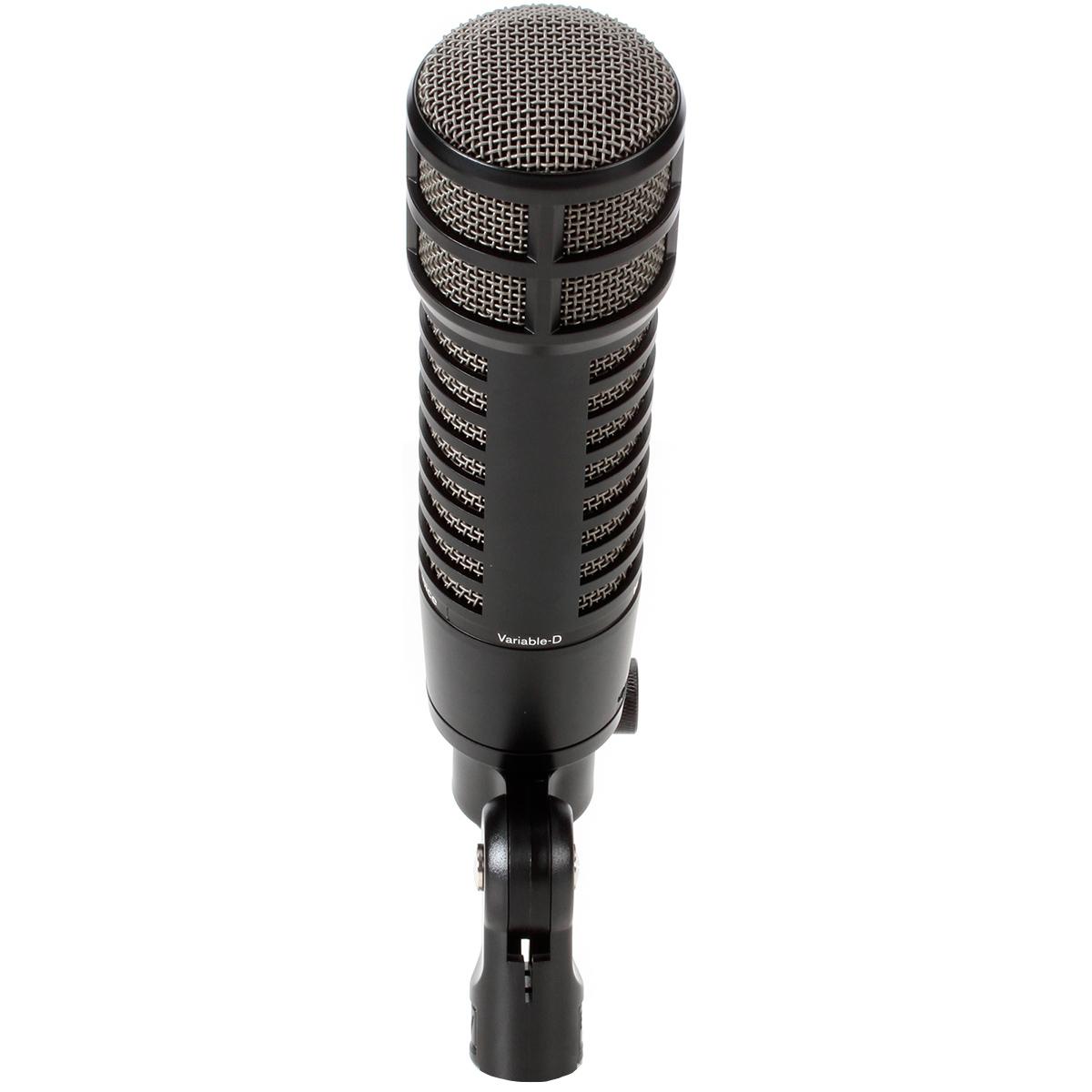 RE320 - Microfone c/ Fio p/ Instrumentos RE 320 - Electro-Voice