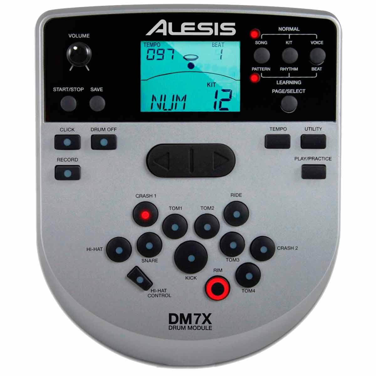 Bateria Eletrônica DM7 X Session - Alesis