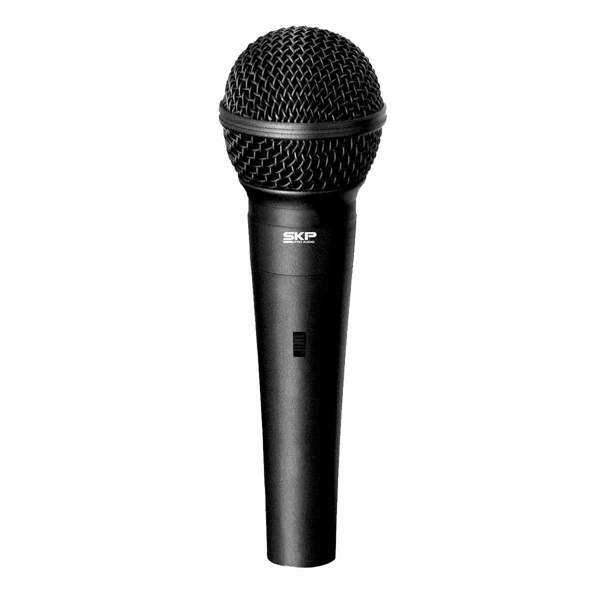 PRO20 - Microfone c/ Fio de Mão PRO 20 - SKP