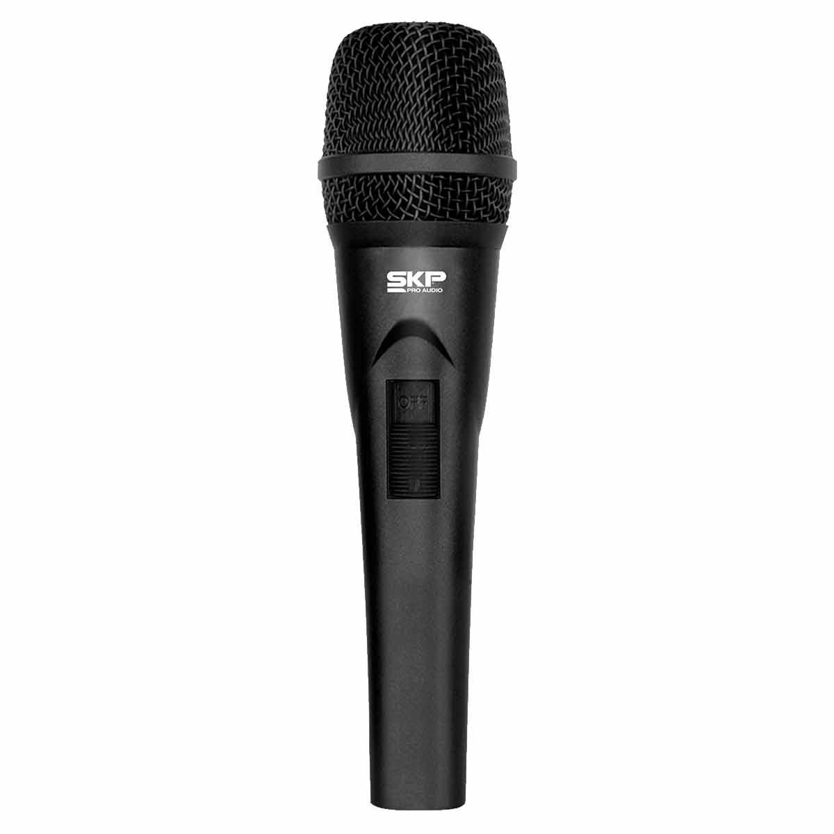 PRO30 - Microfone c/ Fio de Mão PRO 30 - SKP