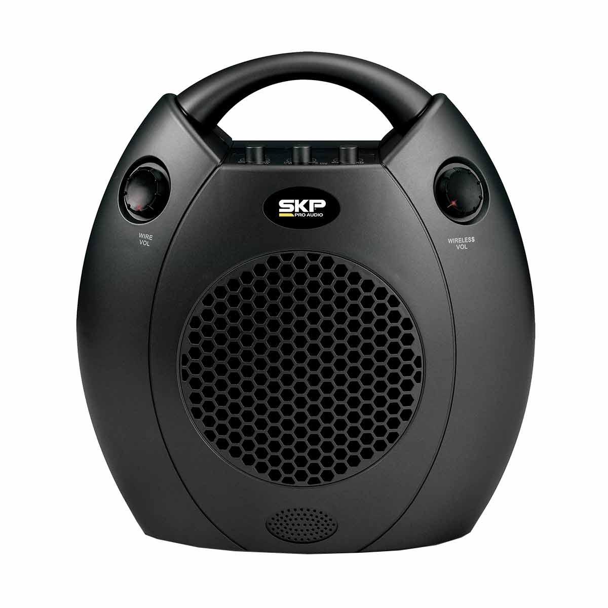 TH211 - Kit Professor Port�til c/ Caixa + Microfone s/ Fio Globetrotter TH 211 - SKP