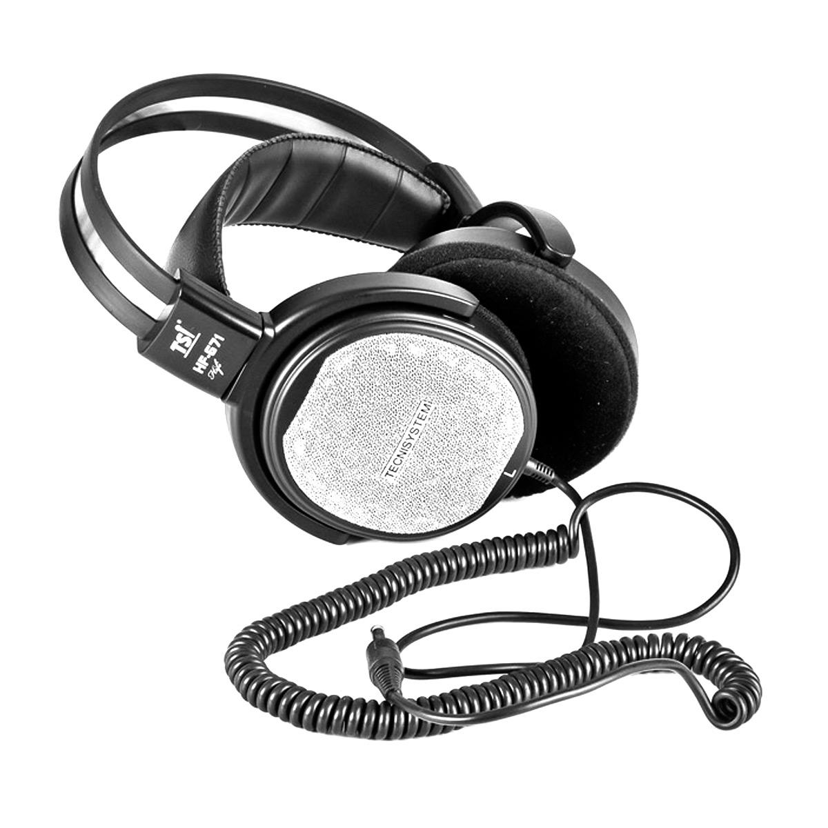 HF671 - Fone de Ouvido Over-ear HF 671 - TSI