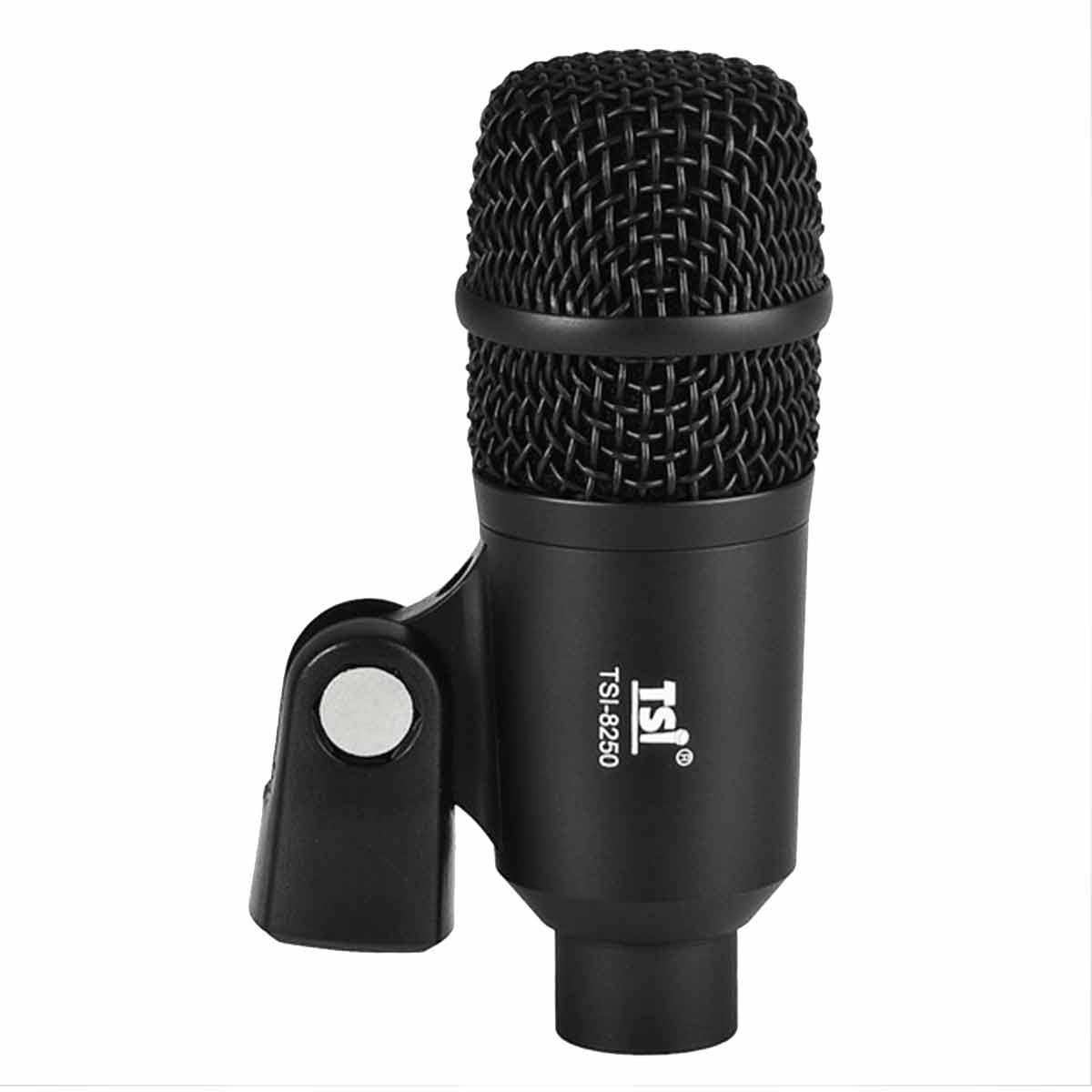 Microfone c/ Fio Dinâmico p/ Percussão / Bateria - 8250 TSI