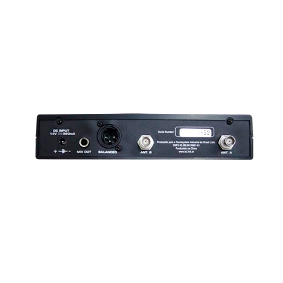 MICROFONE S/ FIO DE MÃO UHF 8099 - TSI
