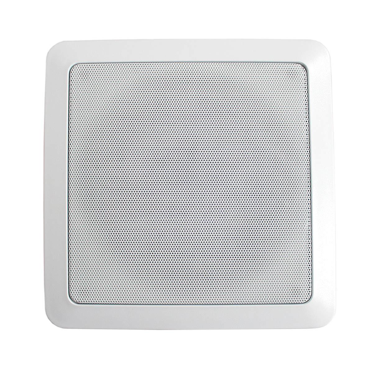 AQ6HT - Arandela Coaxial Quadrada 100W AQ6 HT - Natts