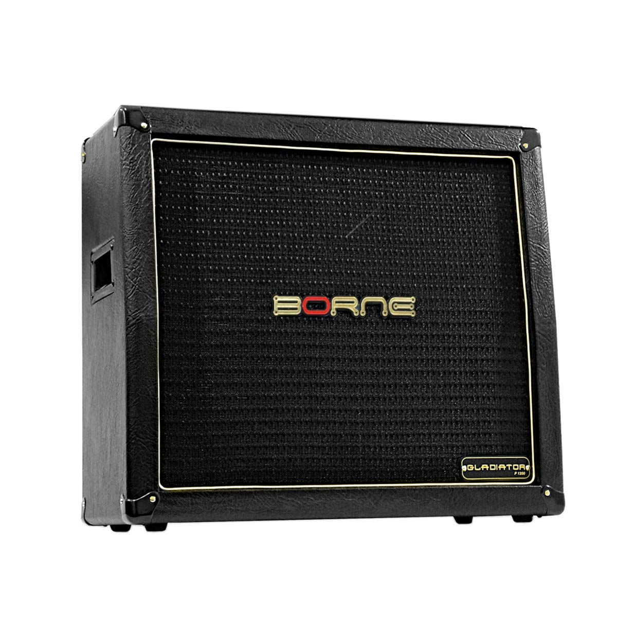 Caixa Passiva p/ Guitarra Fal 4x8 Pol 100W - Gladiator 1200 P Borne