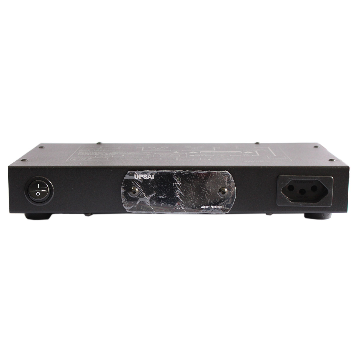 Condicionador de Energia 1200VA 110V ACF 1300 - Upsai