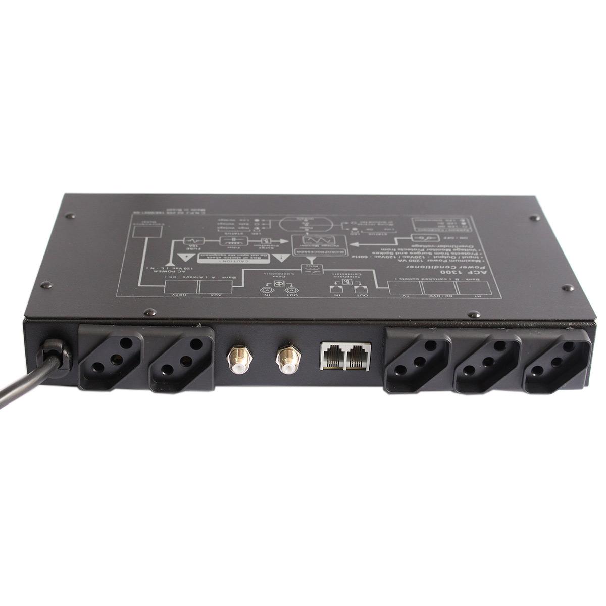 Condicionador de Energia 1200VA 220V ACF 1300 - Upsai
