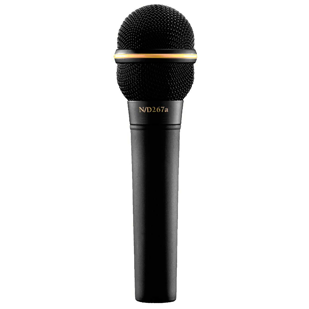ND267a - Microfone c/ Fio de M�o ND 267 A - Electro-Voice