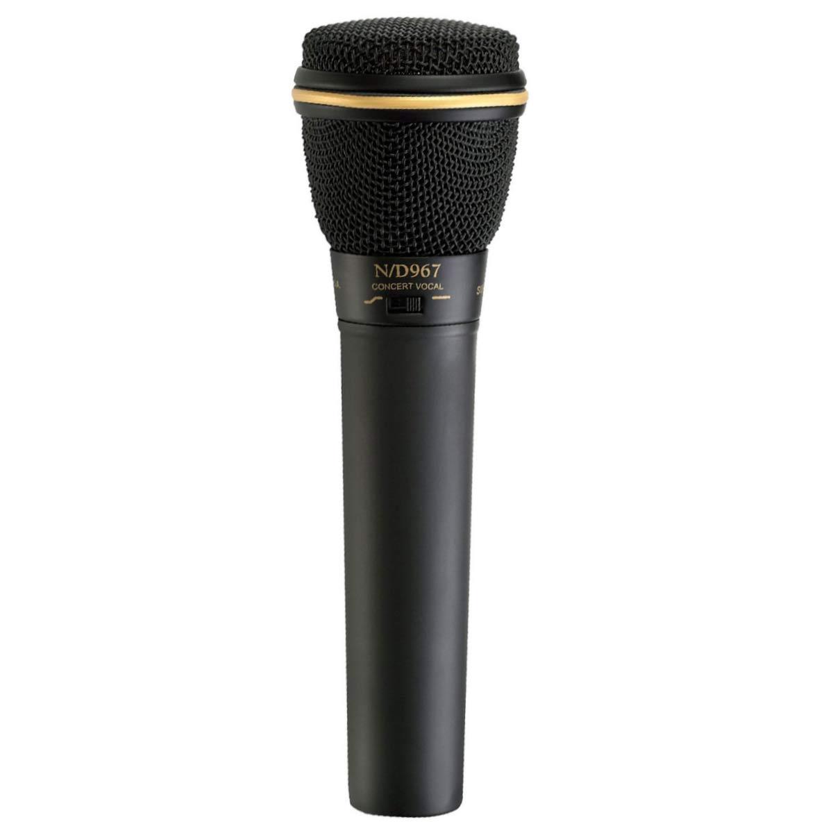 ND967 - Microfone c/ Fio de Mão ND 967 - Electro-Voice