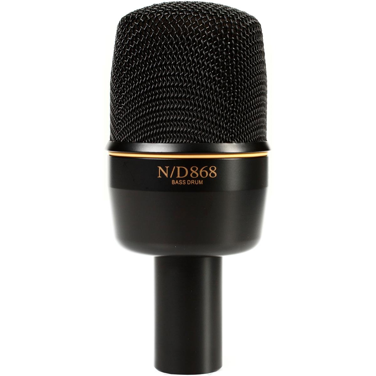 Microfone c/ Fio p/ Instrumentos ND 868 - Electro-Voice