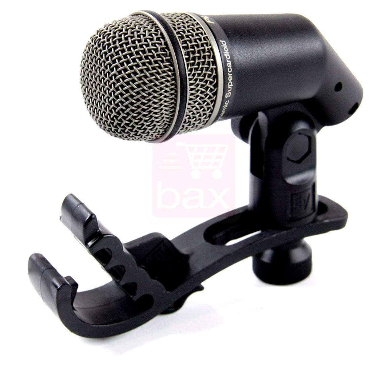 PL35 - Microfone c/ Fio p/ Caixa e Tom-Tom PL 35 - Electro-Voice