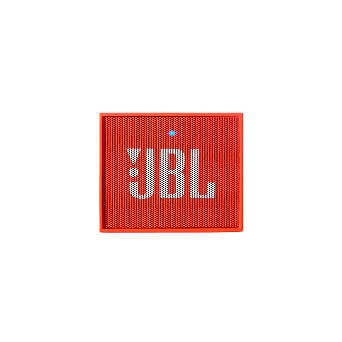 JBLGO - Caixa de Som Portátil 3W c/ Bluetooth JBL GO Laranja - JBL