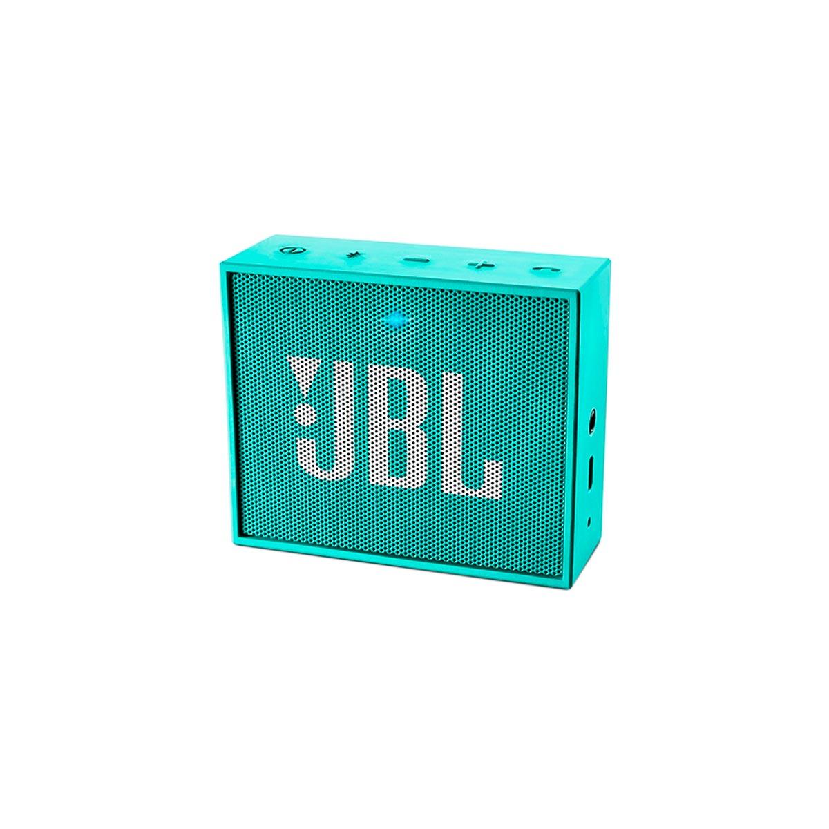 JBLGO - Caixa de Som Portátil 3W c/ Bluetooth JBL GO Verde - JBL