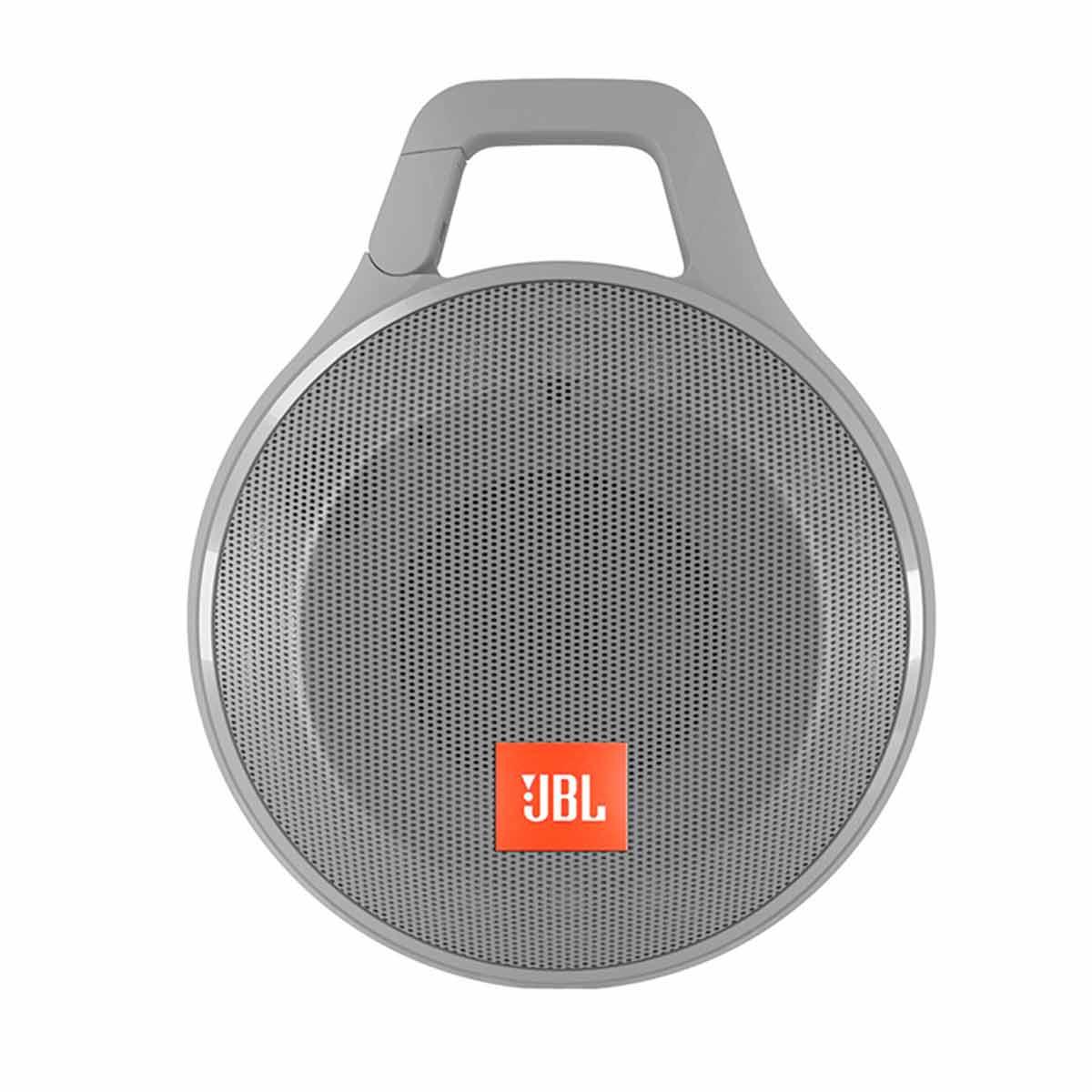 JBLCLIP+ - Caixa de Som Portátil 3,2W c/ Bluetooth JBL CLIP+ Cinza - JBL