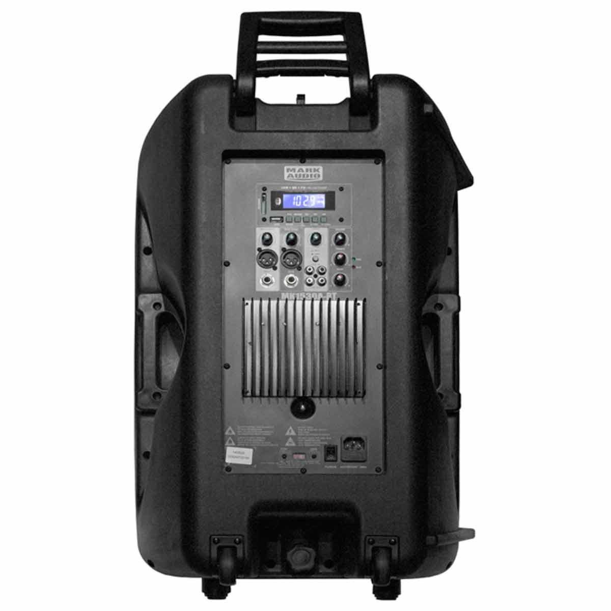 MK1530ABT - Caixa Ativa 300W c/ Bluetooth e USB MK 1530A BT - Mark Audio