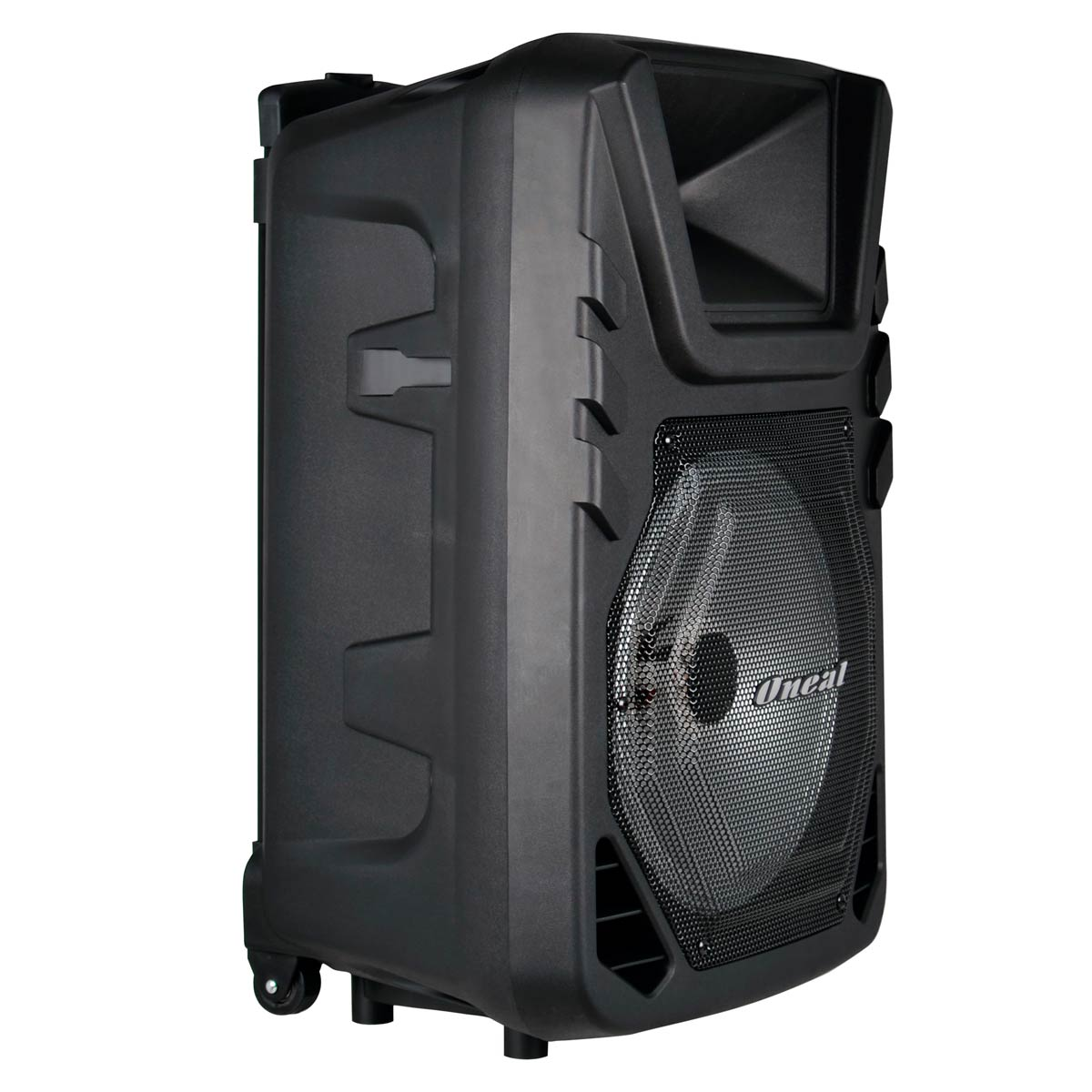 Caixa Portátil c/ Bateria, Bluetooth e USB 110W OMF 405 - Oneal