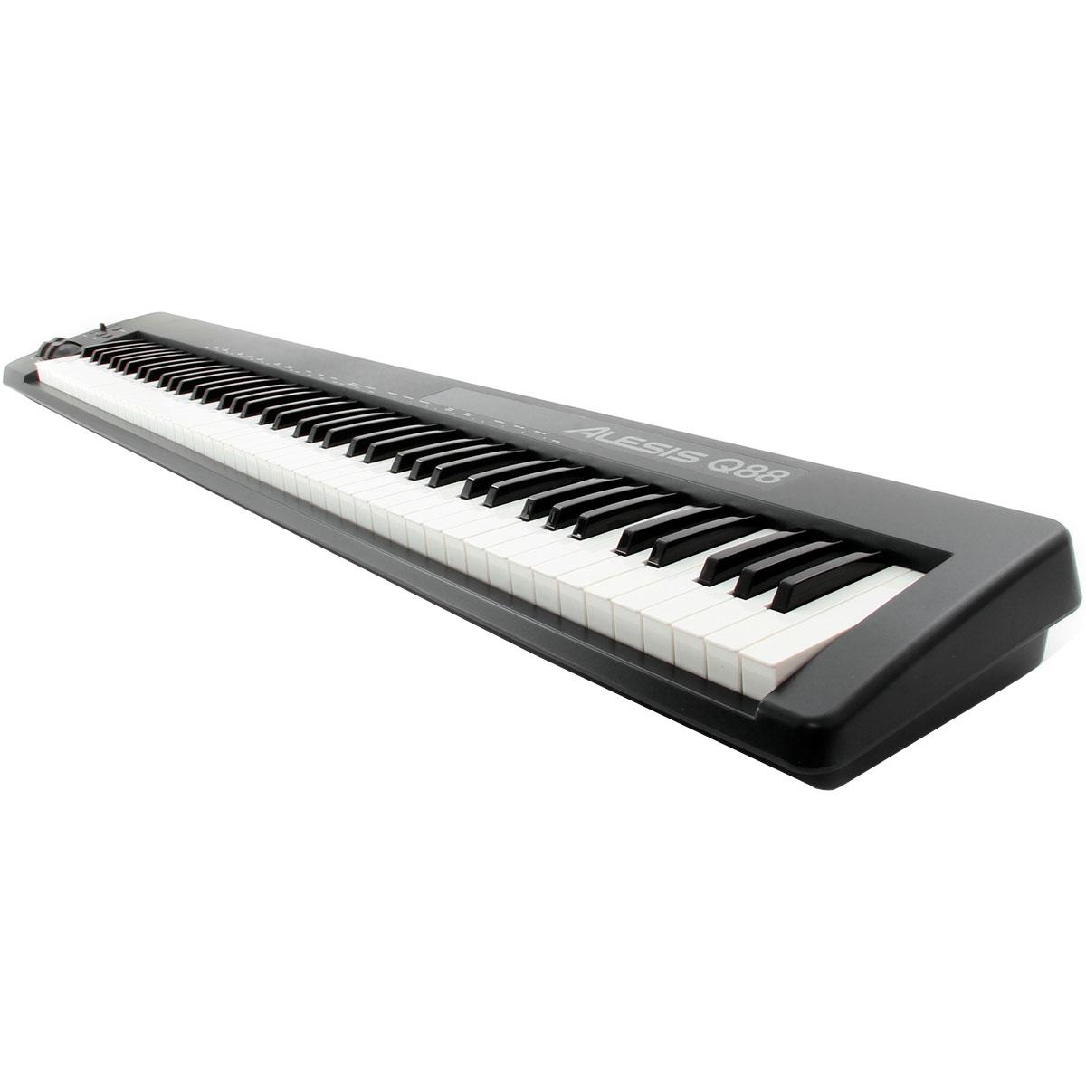 Q88 - Teclado Controlador MIDI / USB Q 88 - Alesis