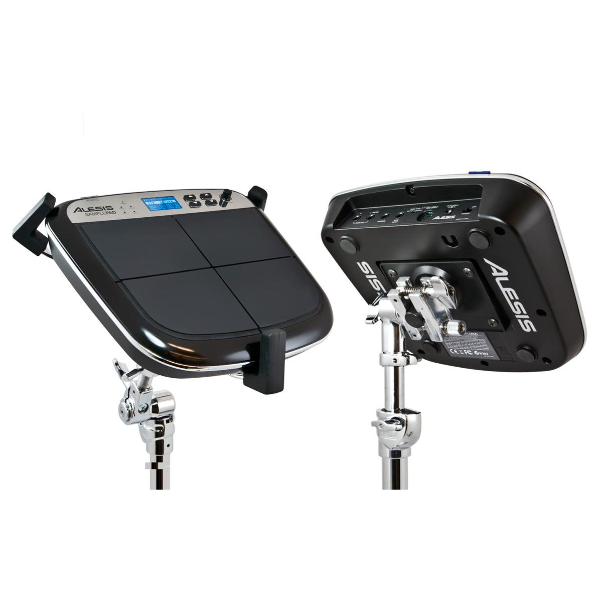 Instrumento de Percussão 4 PADs Sample Pad - Alesis