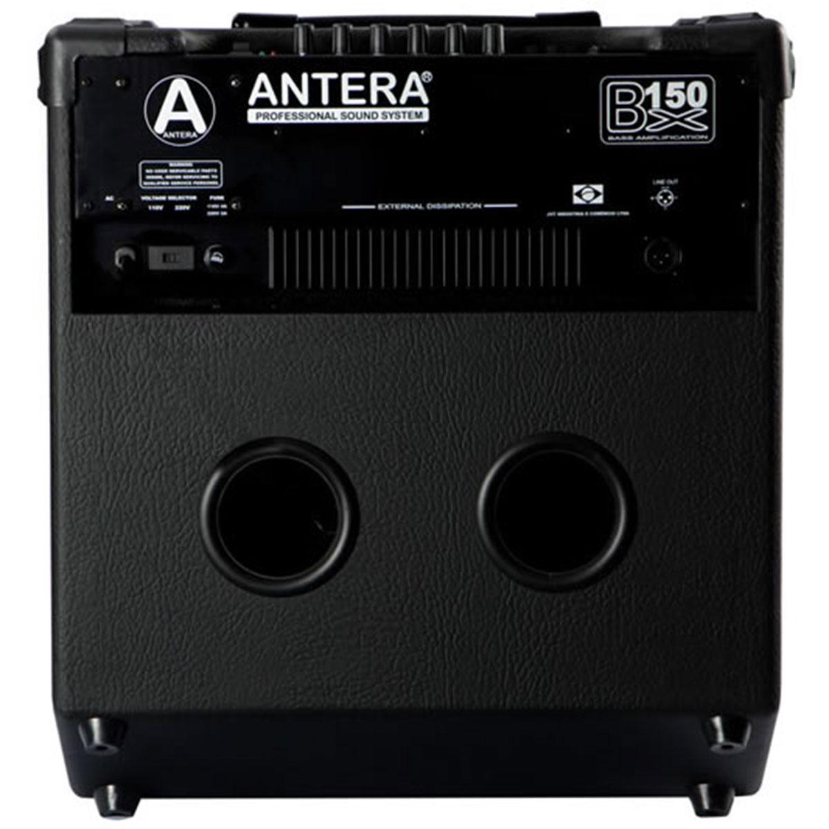 Cubo Ativo p/ Contrabaixo Fal 15 Pol 150W - BX 150 Antera