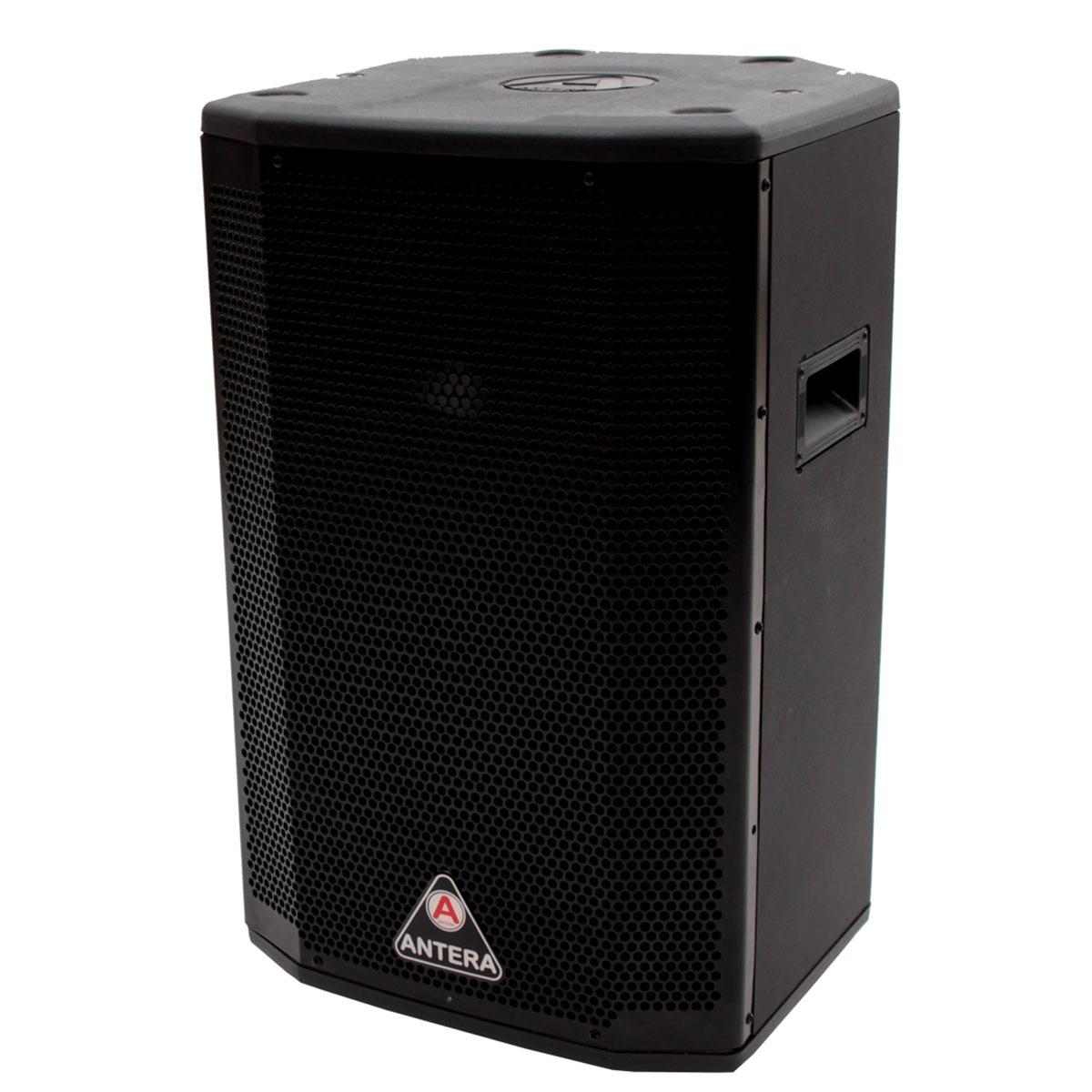 Caixa Ativa 200W c/ Bluetooth e USB SC 15 A Preta - Antera